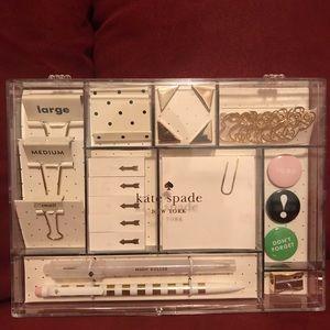 Kate Spade Tackle Box